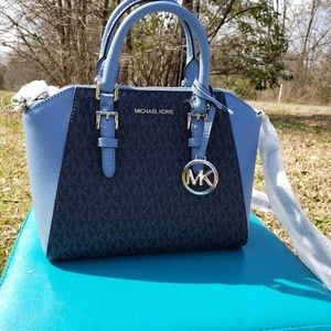 Michael kors medium Ciara Messenger satchel